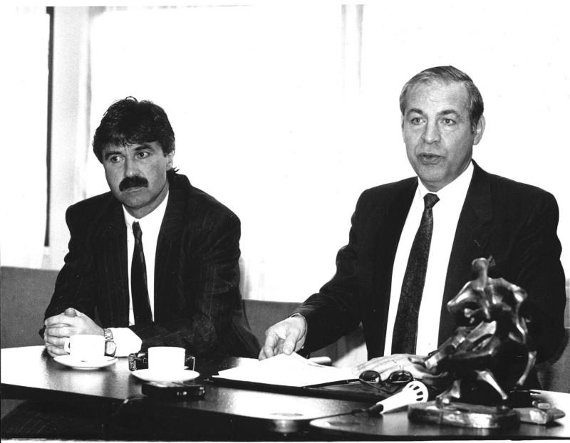 Memorabele momenten: hoe Guus Hiddink bijna trainer werd van NEC