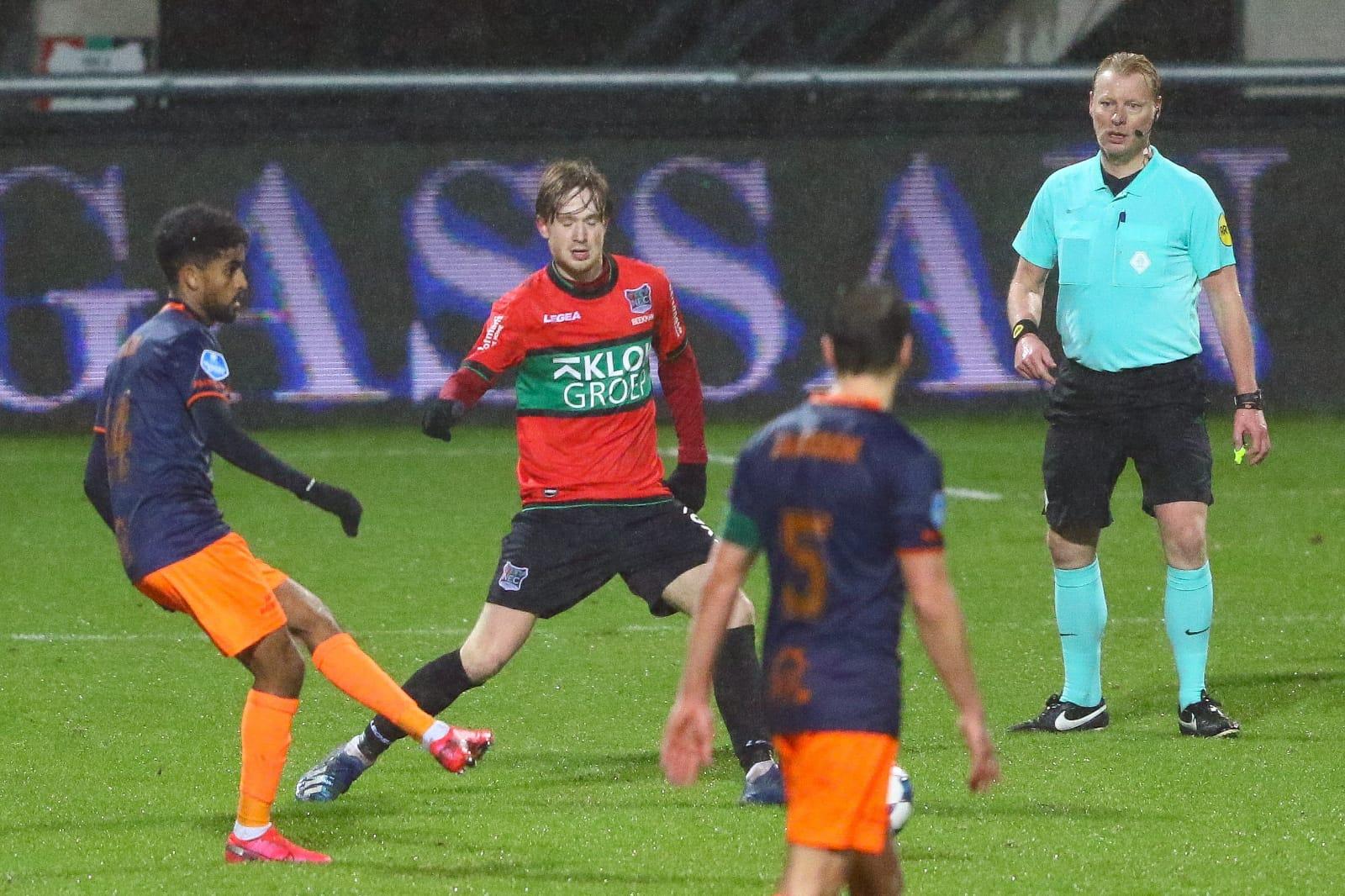 """Beekman weer belangrijk: """"Opgelucht met winst en blij met goal"""""""