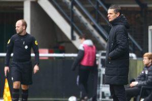 Meijer blij met discipline bij gelijkspel tegen SC Cambuur