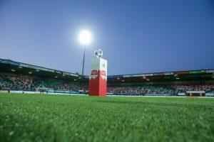 NEC krijgt weer de kans om te experimenteren met supporters bij wedstrijden