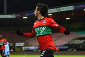 Voorbeschouwing: NEC in kwartfinale tegen FC Giakoumakis