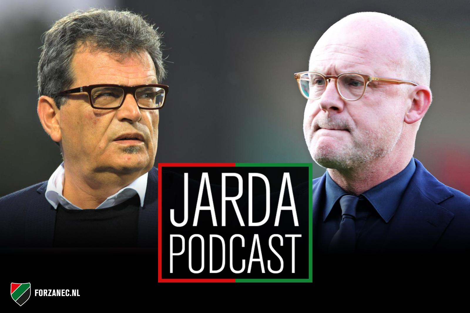 Jarda Podcast: Alles over de aanstelling van Ted van Leeuwen