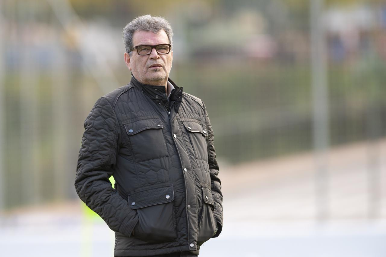 """Van Leeuwen deelt zijn visie: """"In het voetbal bestaat alleen morgen"""""""