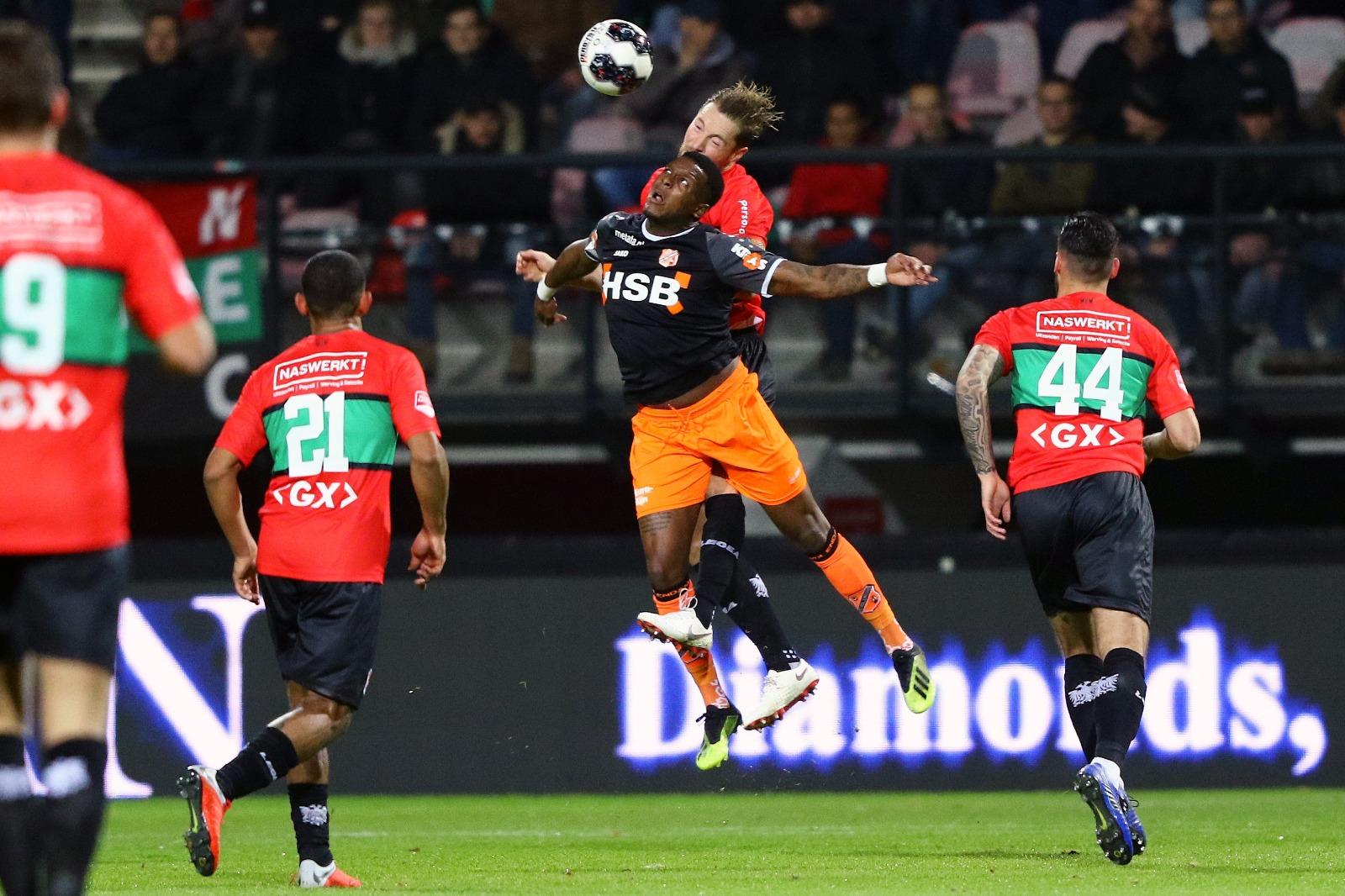 Voorbeschouwing: NEC kan gat met FC Volendam vergroten