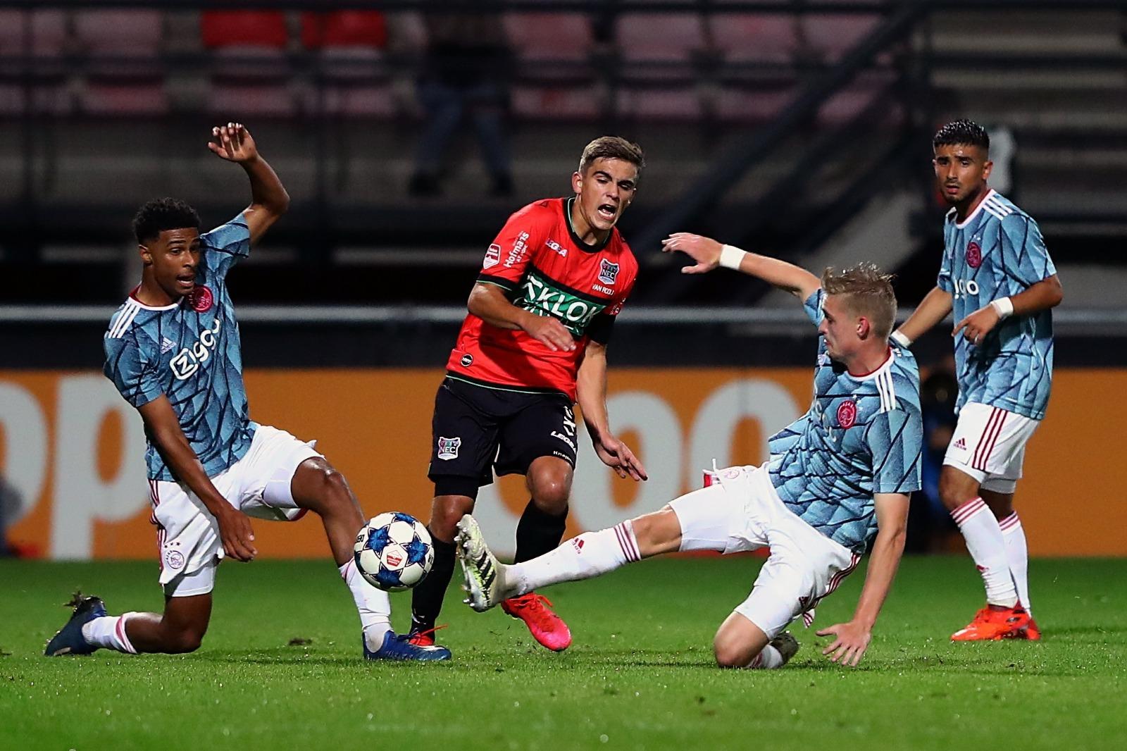 Voorbeschouwing: NEC won nog nooit op bezoek bij Jong Ajax