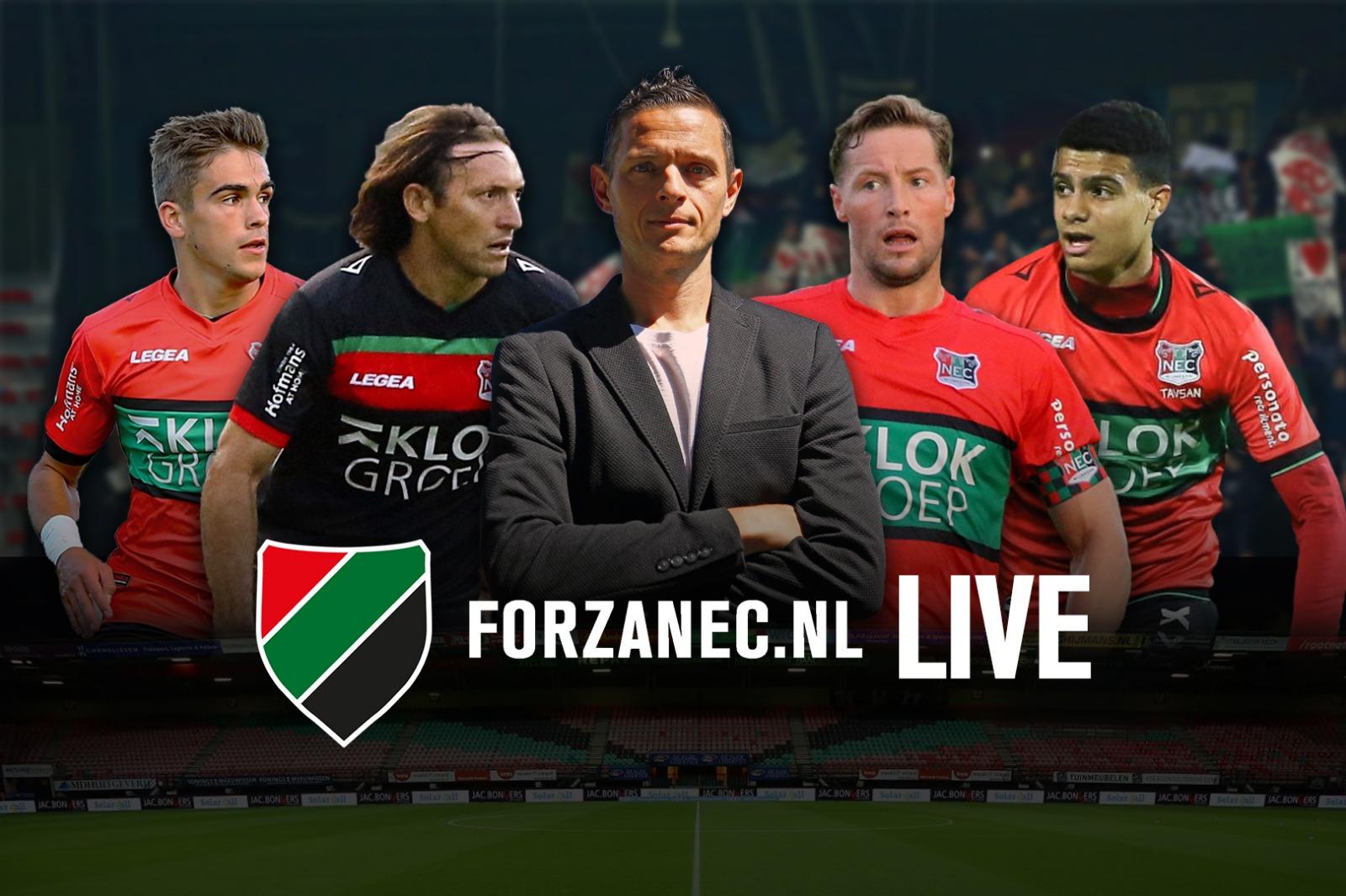 Liveblog: NEC – Jong AZ