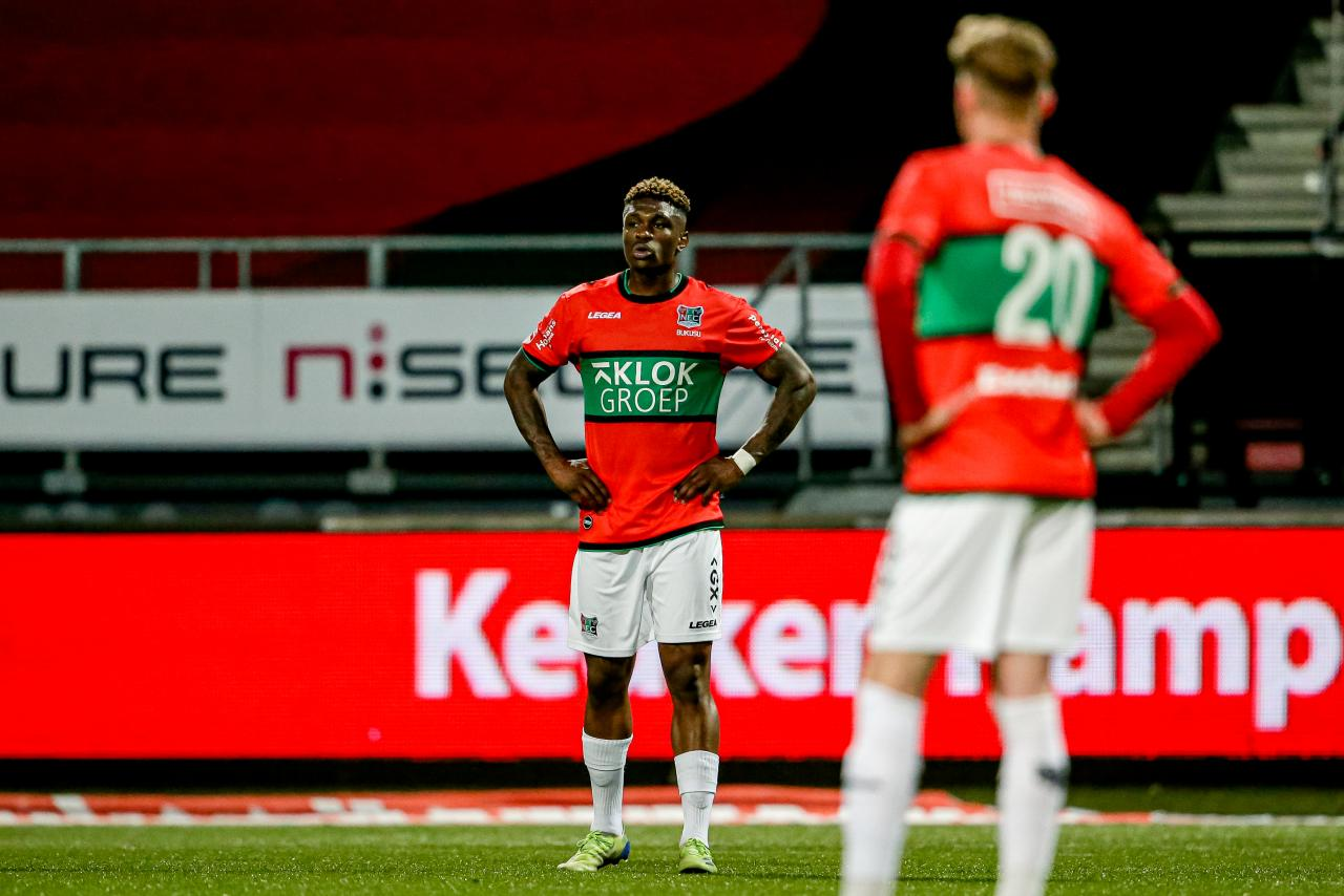 NEC verdwijnt in tweede helft tegen Excelsior en verliest weer
