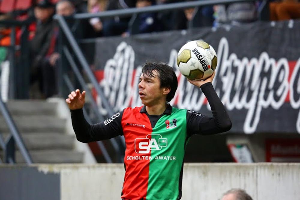 Leiwakabessy volgt Gesthuizen op als trainer NEC O18
