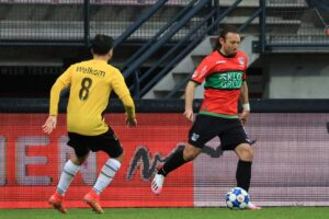 NEC zonder Barreto naar Go Ahead Eagles