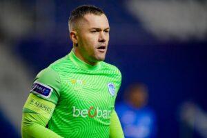 Danny Vukovic tekent voor twee jaar bij NEC