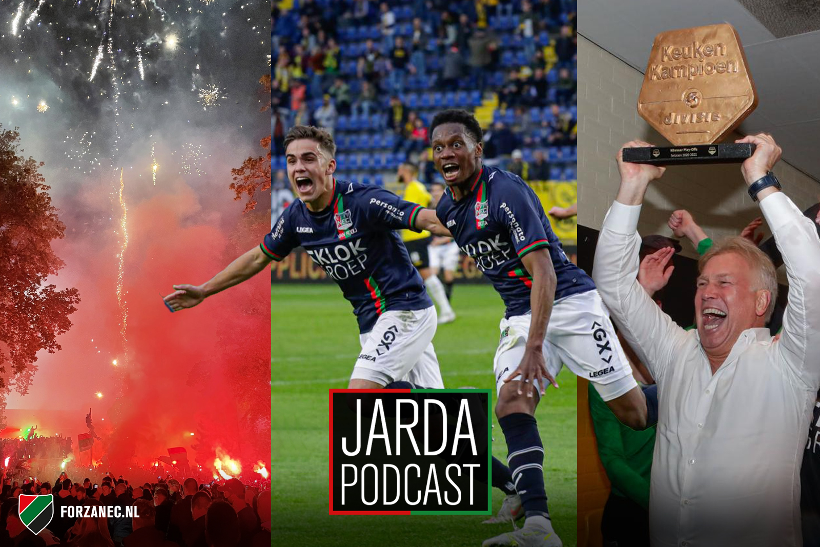Jarda Podcast #70: EREDIVISIE