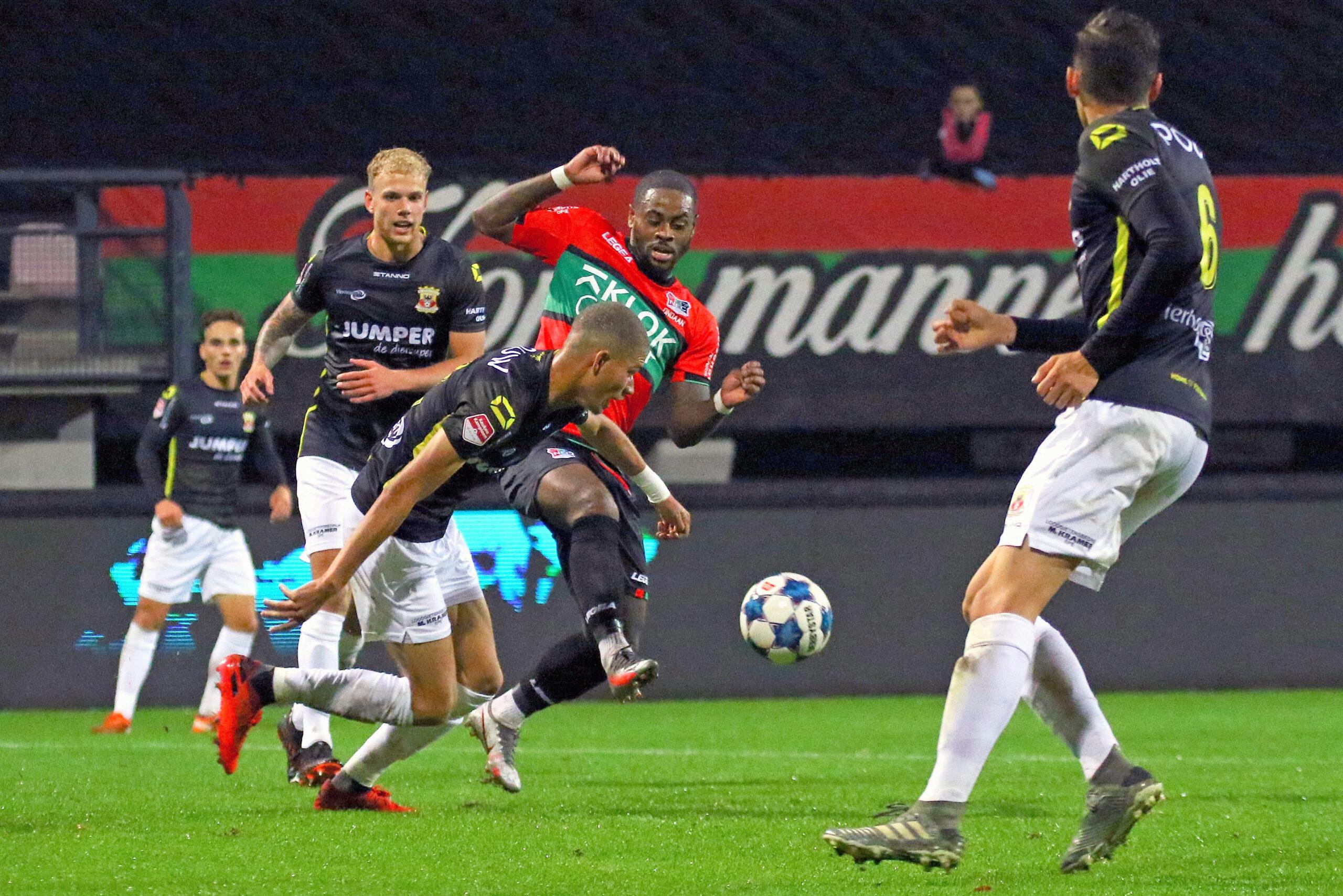 Voorbeschouwing: NEC tegen 'kampioen clean sheets' Go Ahead Eagles
