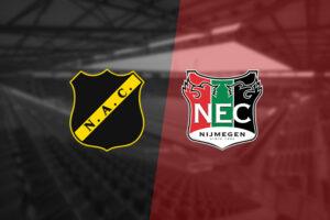 Liveblog: volg de finale tussen NAC en NEC