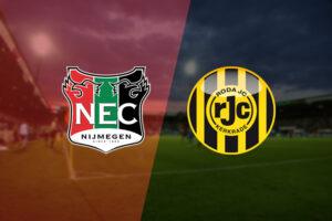 Liveblog: NEC - Roda JC