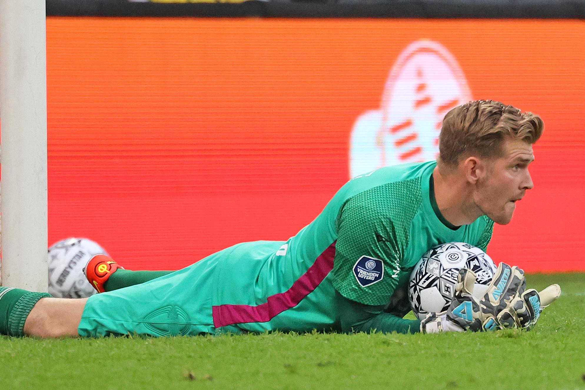 """Branderhorst na gelijkspel: """"Lastige pot, maar er zat meer in"""""""