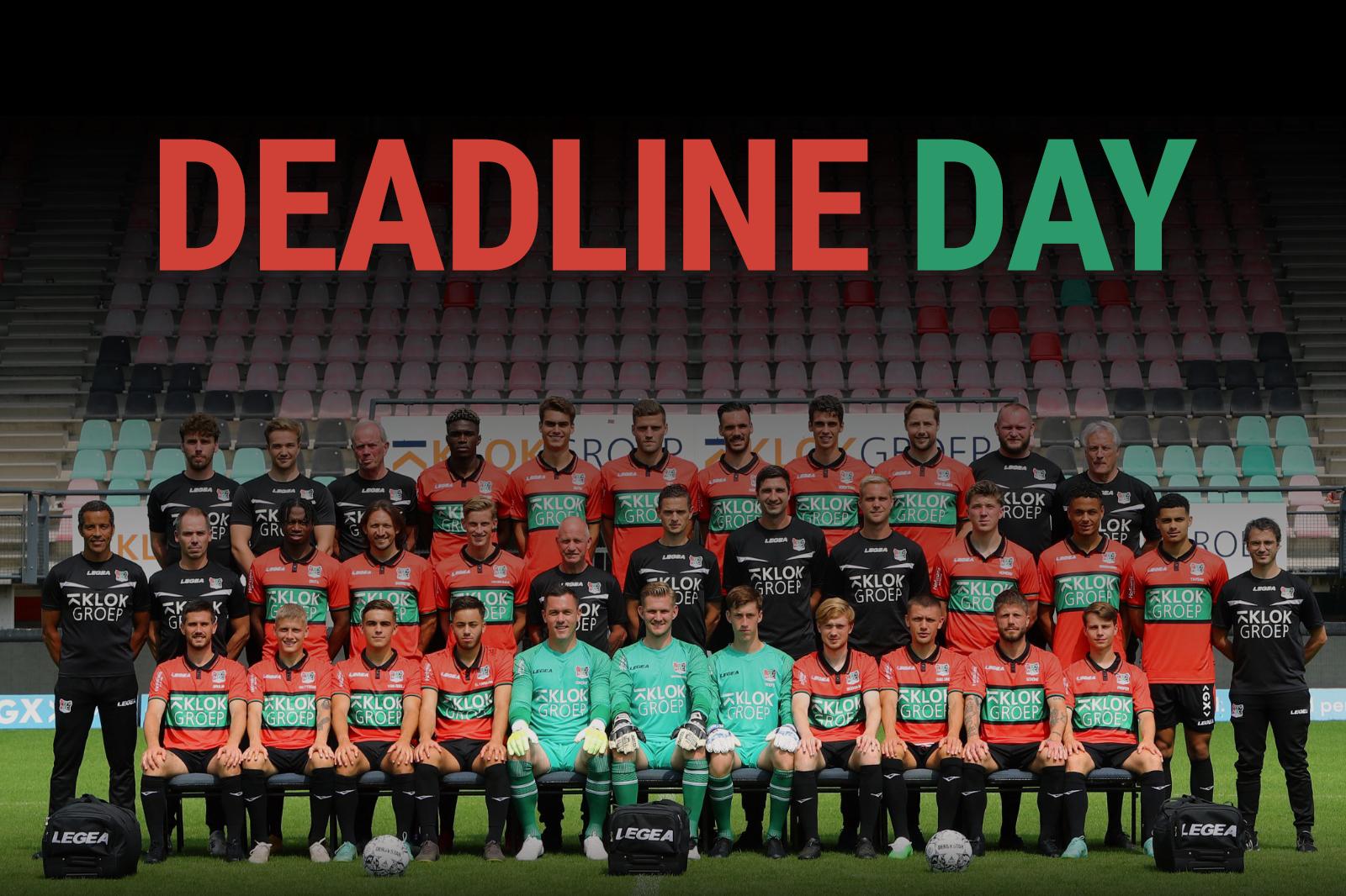 Transfer Deadline Day!