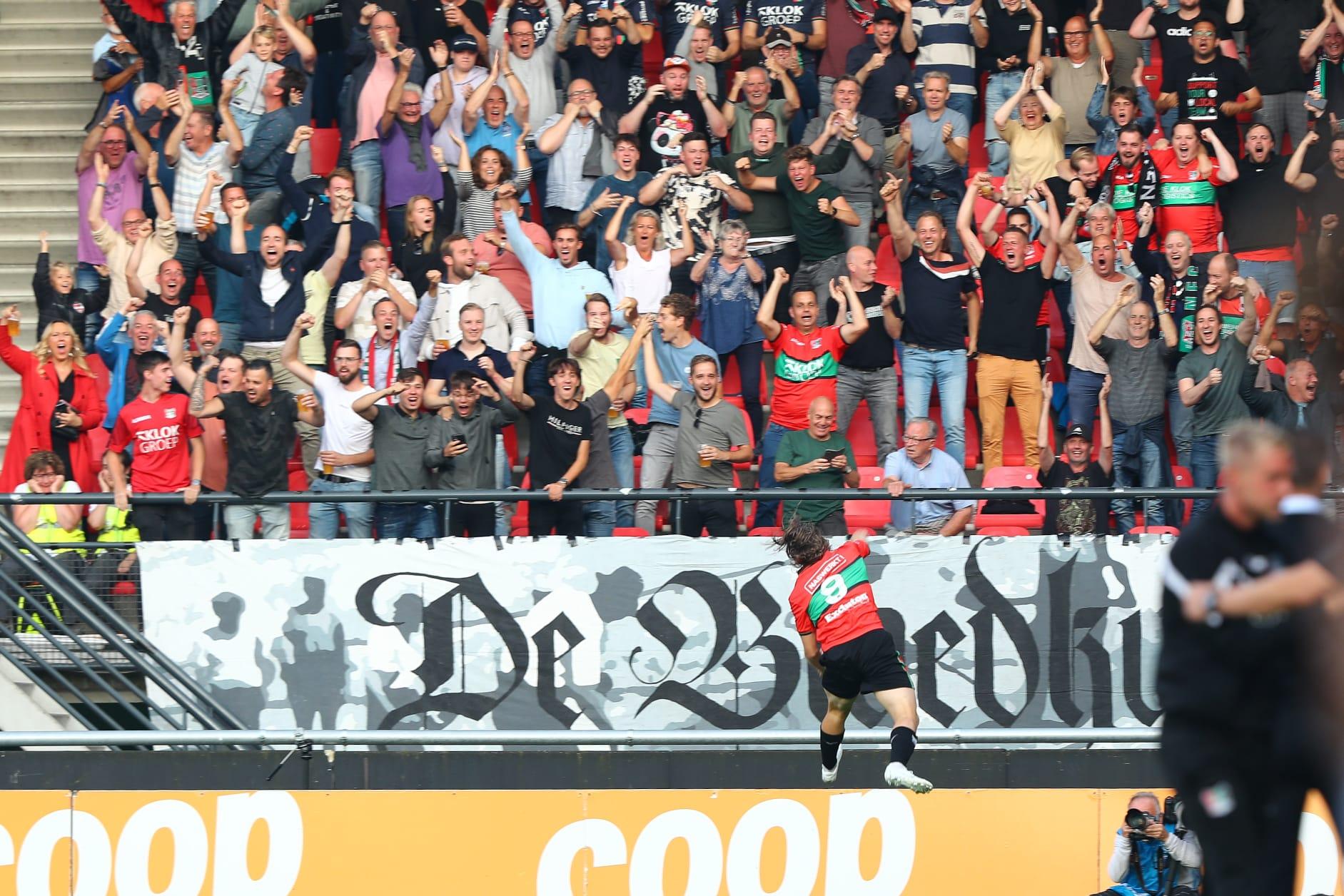 """Akman: """"Vanaf vijftien doelpunten begin ik pas te tellen"""""""