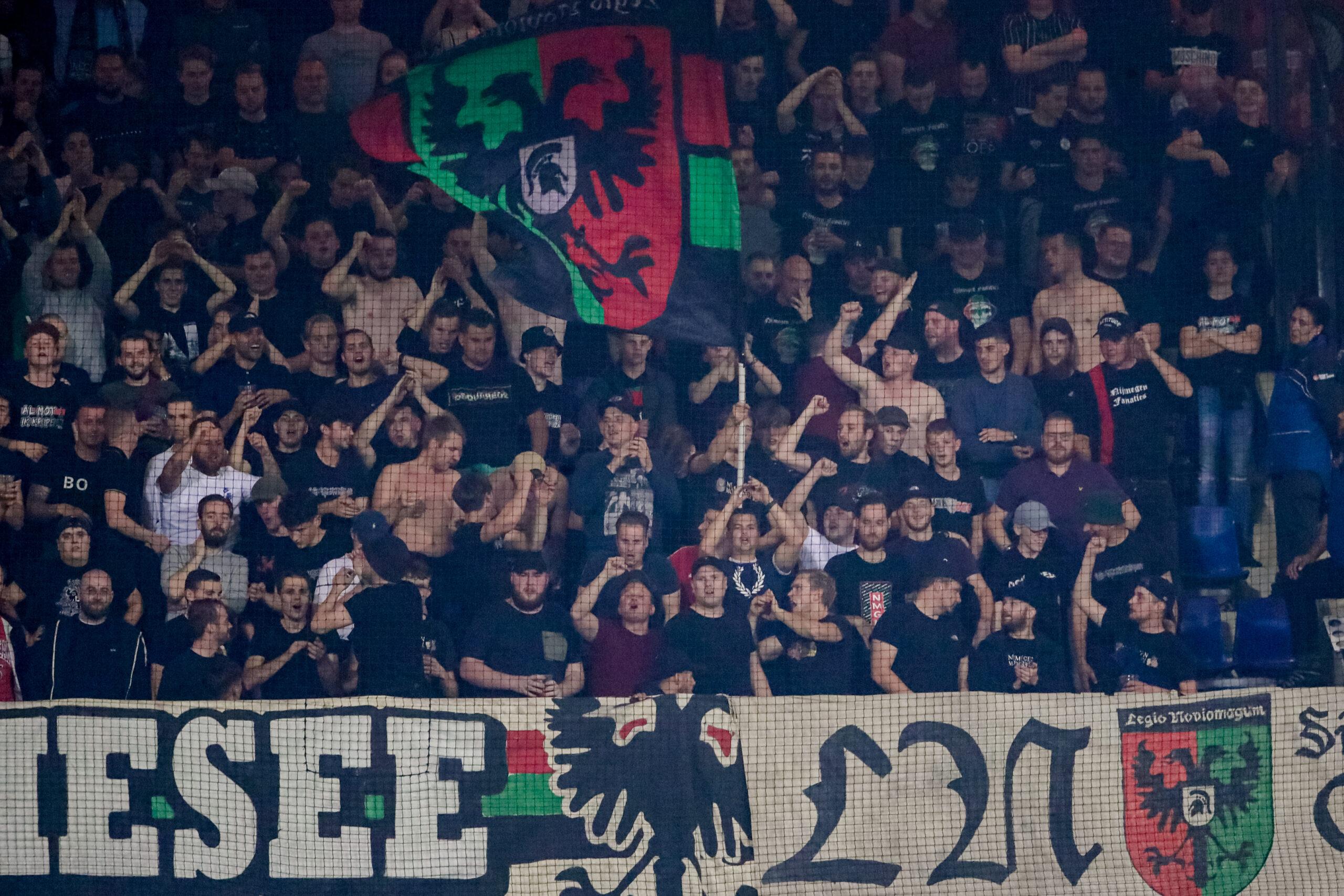 515 fans reizen NEC zondagochtend achterna richting Enschede