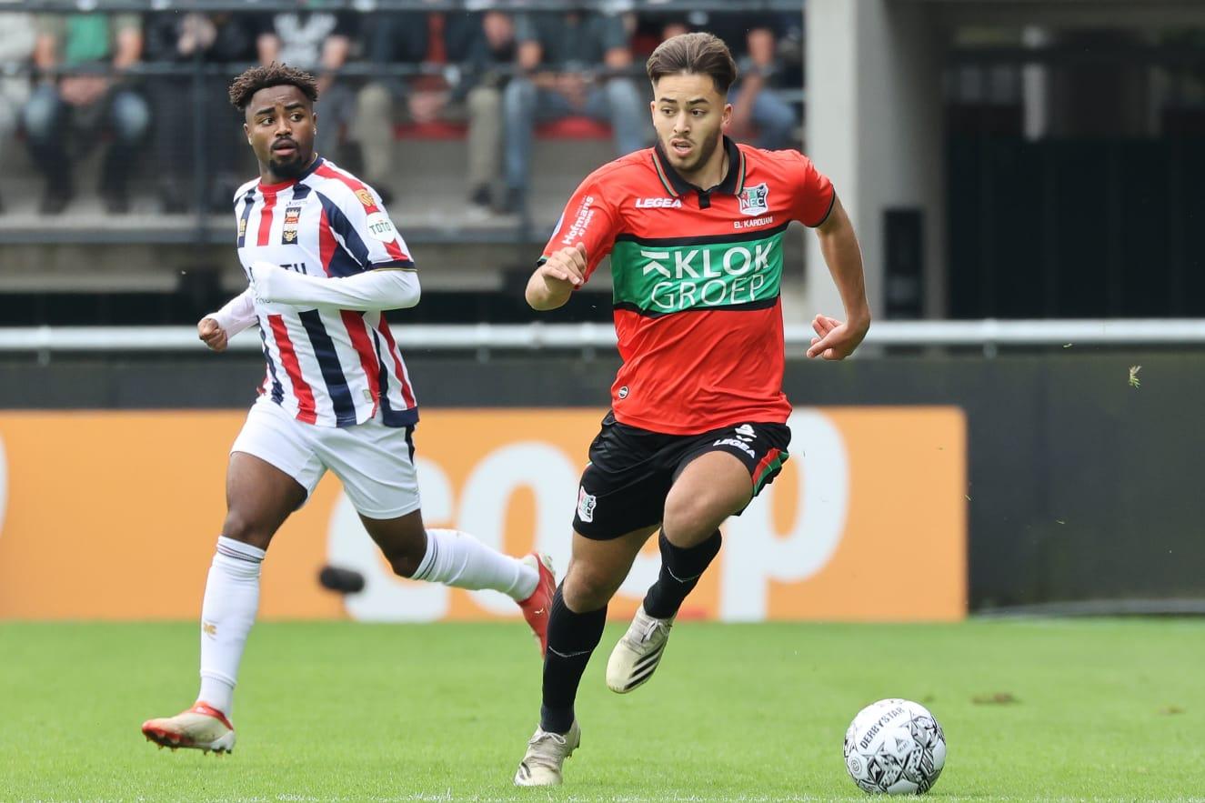 NEC blijft teleurstellend haken op gelijkspel tegen Willem II