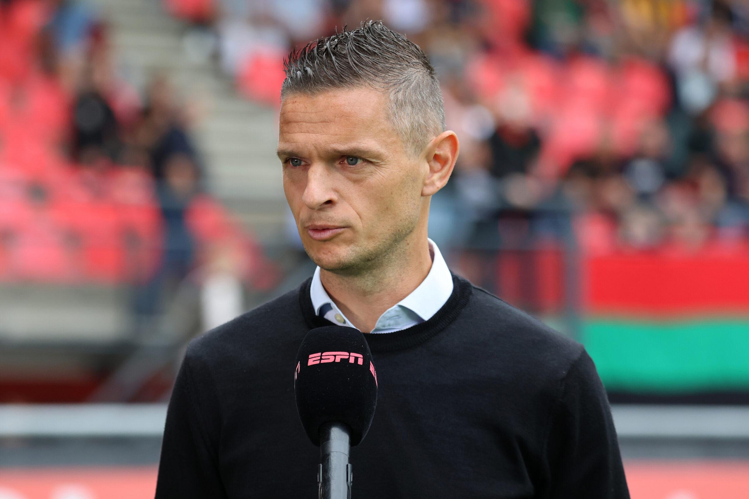 """Meijer trof teleurgestelde ploeg: """"Maar zien genoeg aanknopingspunten"""""""