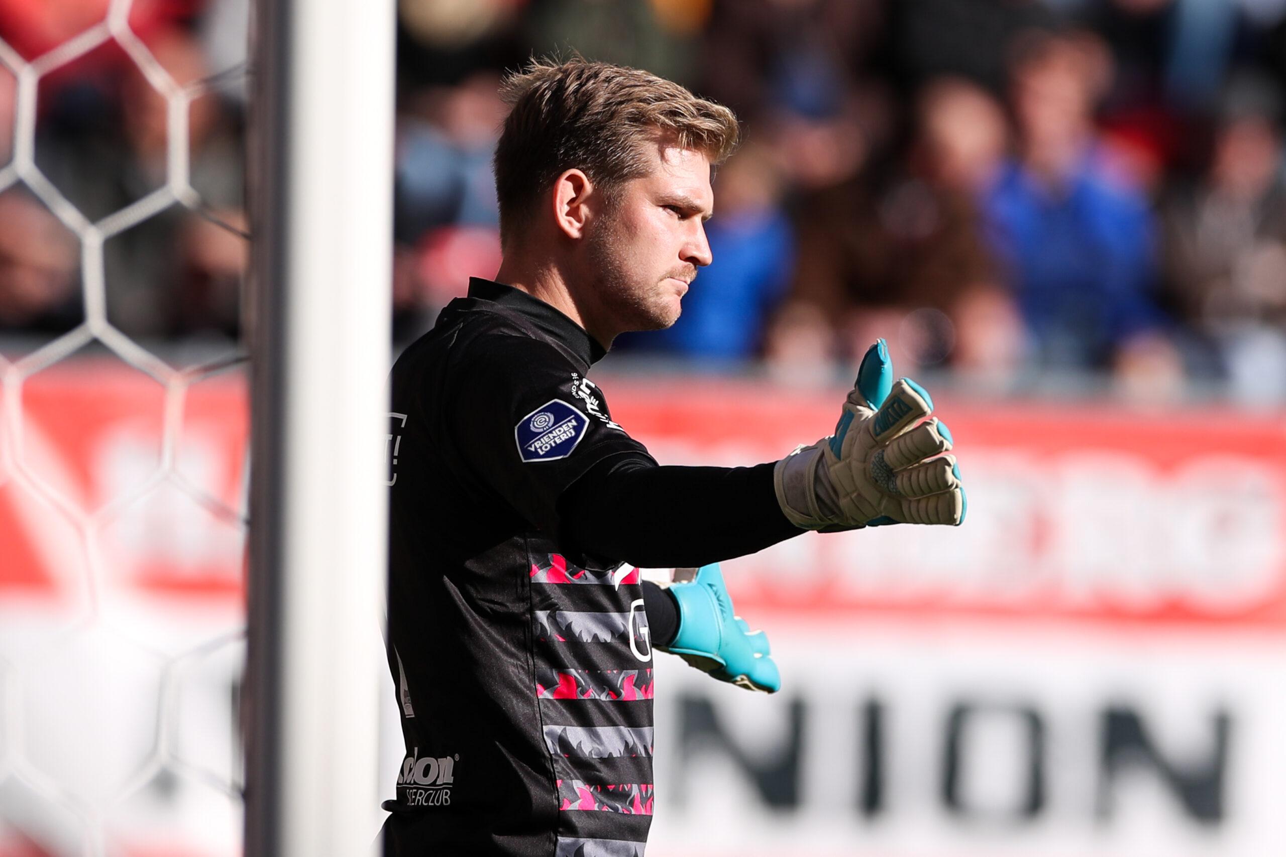 """Branderhorst blij na overwinning tegen FC Twente: """"Ik kon mezelf eindelijk een keer onderscheiden"""""""
