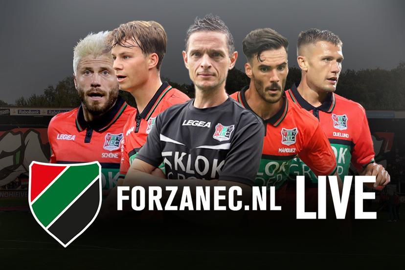 Live: FC Twente – NEC