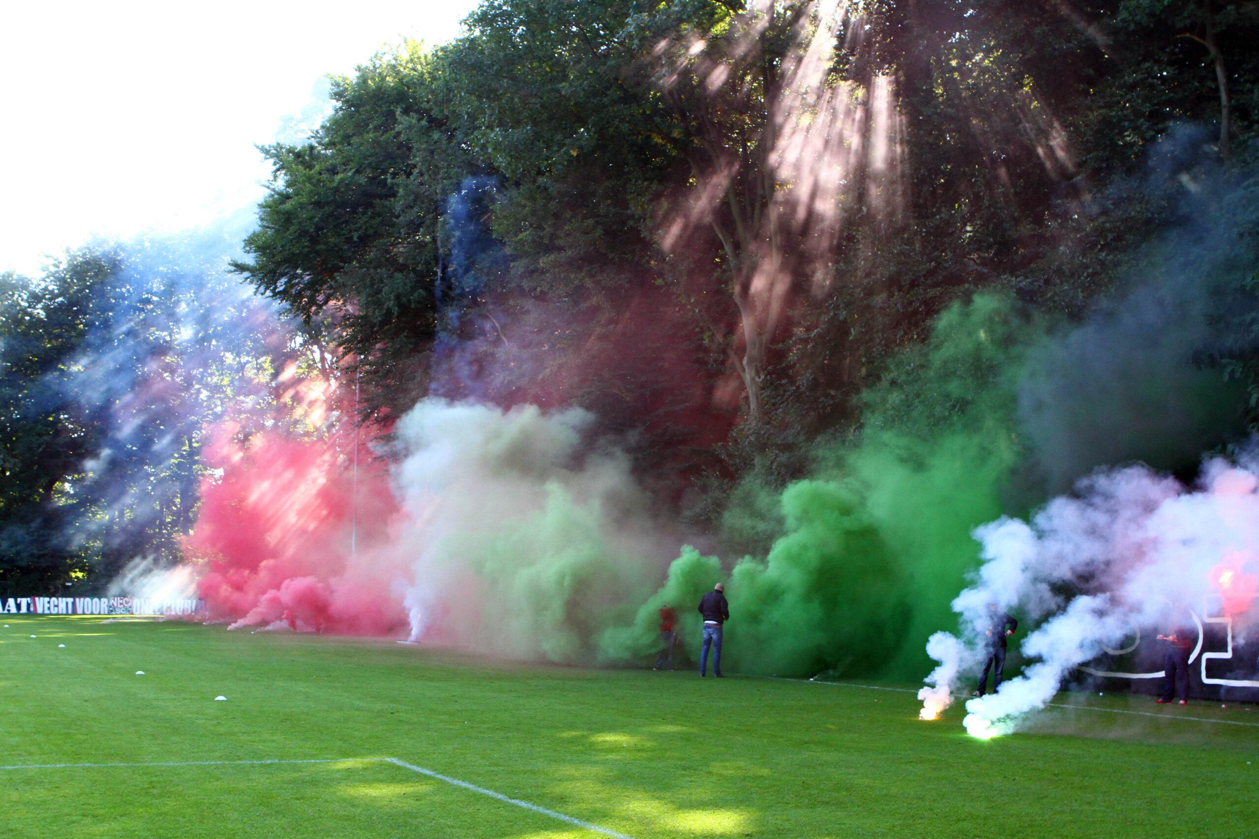 Supporters zaterdag welkom bij afsluitende training (10:30)